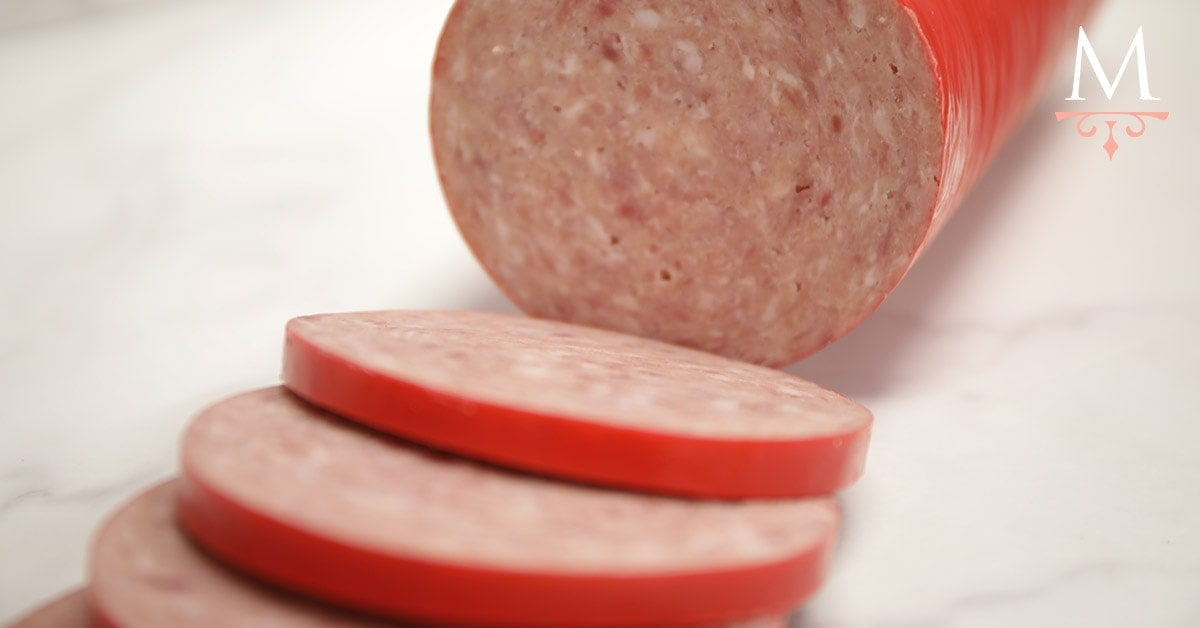What is Scottish Polony?