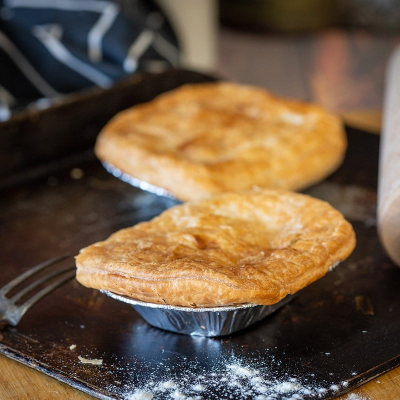 Small Scottish Steak Pie - MacDonald & Son Butchers