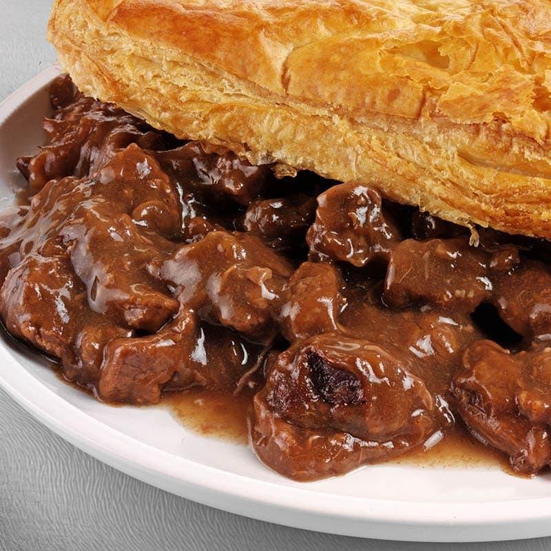 Scottish Steak Pie | Buy Steak Pies Online | Dundee Butcher