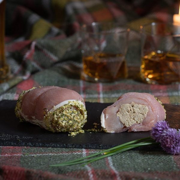 Chicken Balmoral available to buy at Macdonald & Sons Butchers in Dundee, Scotland