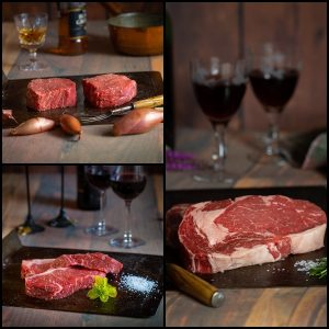 Steak Pack available to buy at Macdonald & Sons Butchers in Dundee, Scotland