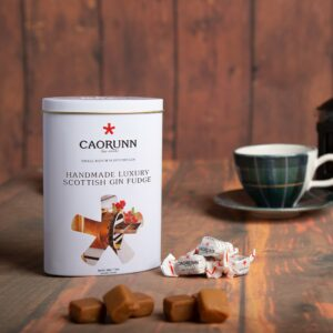 300g Caorunn Scottish Fudge Tin