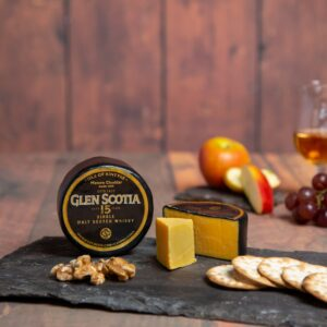 Glen Scotia 15 Whisky Cheese
