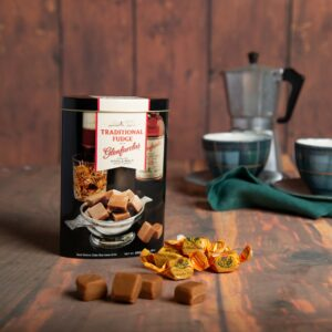 250g Glanfarclas Fudge Tin