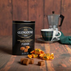 250g Glengoyne Fudge Tin