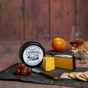 Laphroaig Whisky Cheese