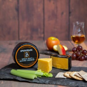 Springbank Whisky Cheese